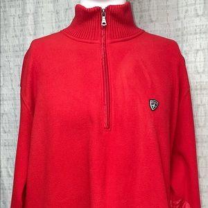 🐎XXL Polo Ralph Lauren Quarter Zip Fleece Sweater